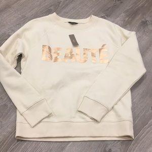 J Crew Sweatshirt - Small